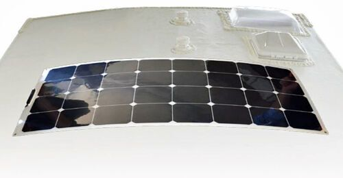 Go Power Solar Flex Charging System With Digital Solar Controller 200 Watt Solar Panels Go Power R In 2020 Rv Solar Panels Solar Panels Flexible Solar Panels