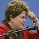 """Dilma fala em """"terrorismo informativo"""" e """"conto do vigário"""" para mentir sobre a inflação"""