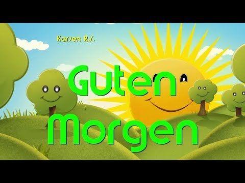Youtube Guten Morgen Gruss Guten Morgen Lustig Und Guten