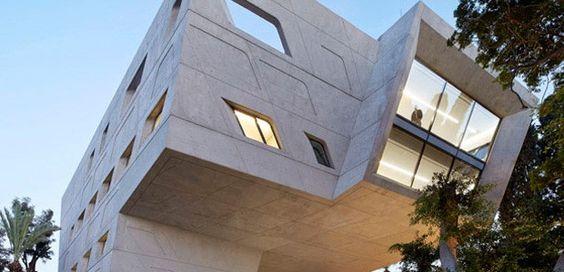 Issam Fares Institute (Foto: Hufton + Crow e Luke Hayes / Divulgação)