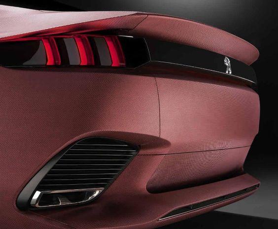 Exalt le nouveau concept car Peugeot http://www.danstapub.com/concept-car-peugeot-voiture-publicite-exalt/