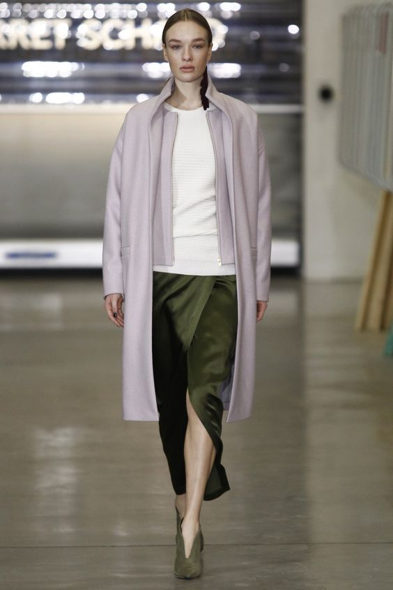 Perret Schaad Berlin Fall 2016 Fashion Show