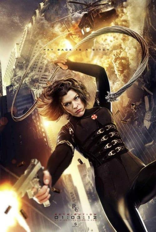 resident evil 5 full movie