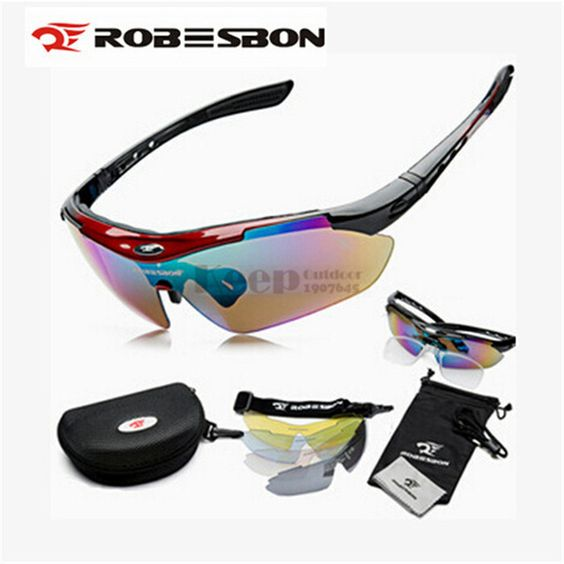 sunglasses for bike riding  ROBESBON Unisex UV400 Bicycle Road Cycling Glasses Mountain Bike ...