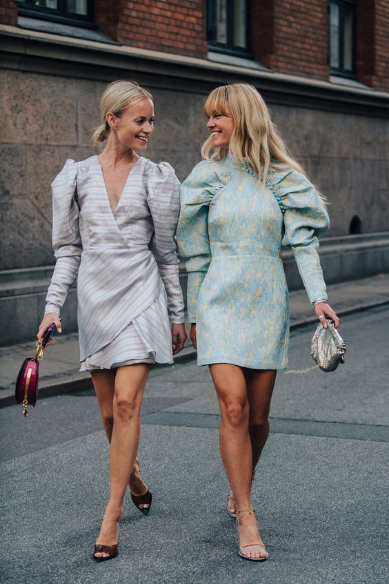 Streetstyle на Неделе моды в Копенгагене. Часть 1 | Мода | STREETSTYLE | VOGUE
