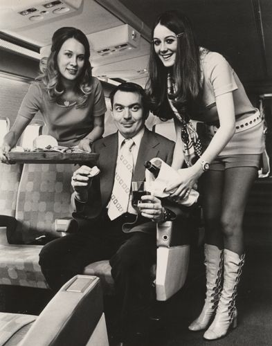 It's Flashback Friday! Southwest Swag and other Promotions from the Swinging 1970s: