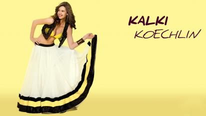 Kalki koechlin in yellow dress pictures Wallpapers | Kalki Koechlin HD Wallpapers Download