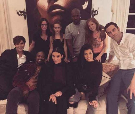 Kim Kardashian posted this photo today: