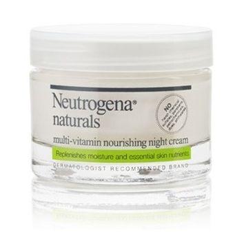 Neutrogena Naturals Night Cream - Love this product!! I never miss a night!
