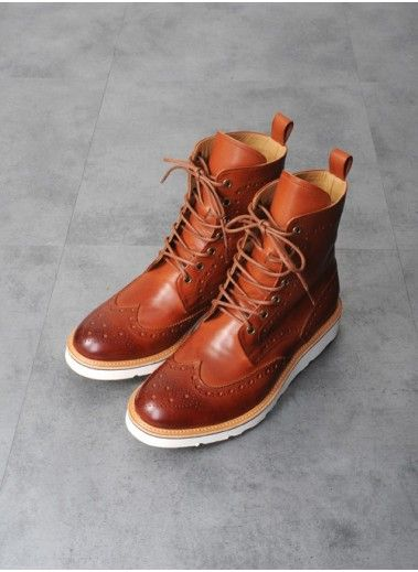 Where to find such classic leather boots online in India? Custom ...