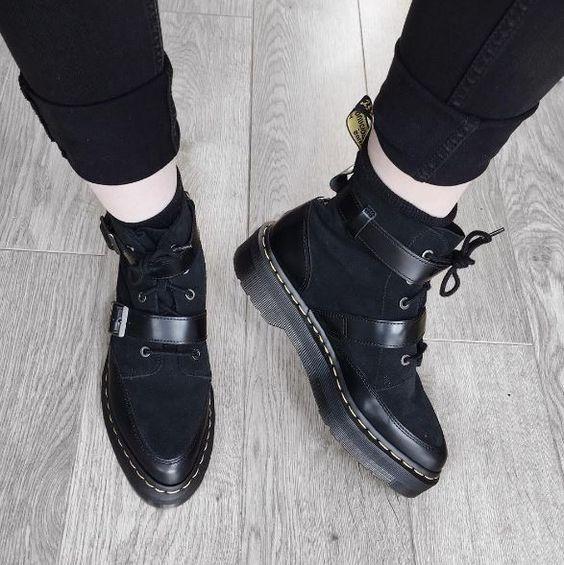 The Masha boot, shared by josxmedd.