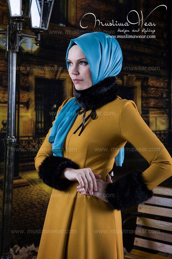 French Dress by Muslima Wear