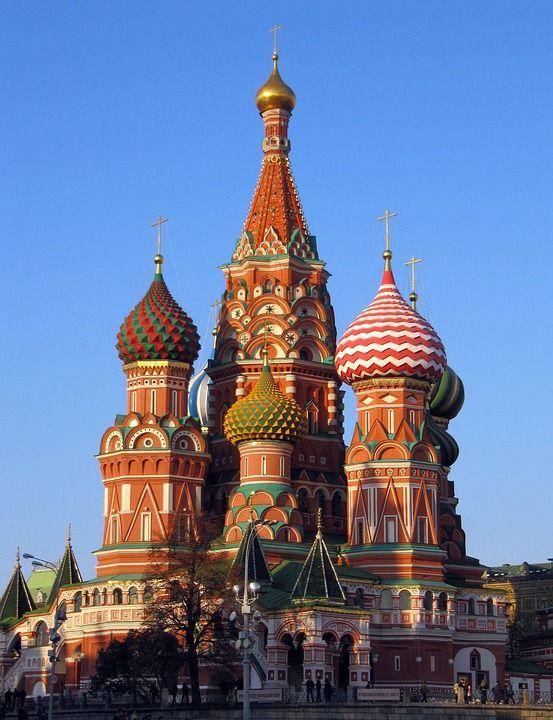 Moscou, Praça Vermelha, Historicamente, Arquitetura