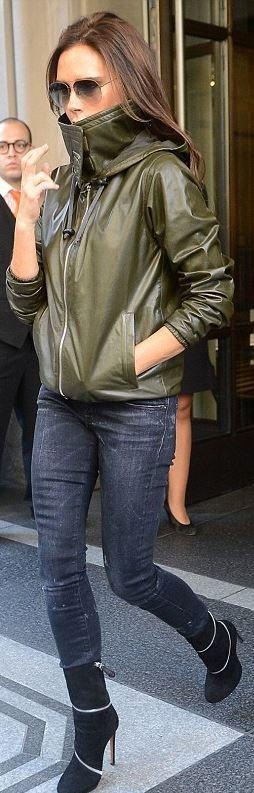 Victoria Beckham's style ID