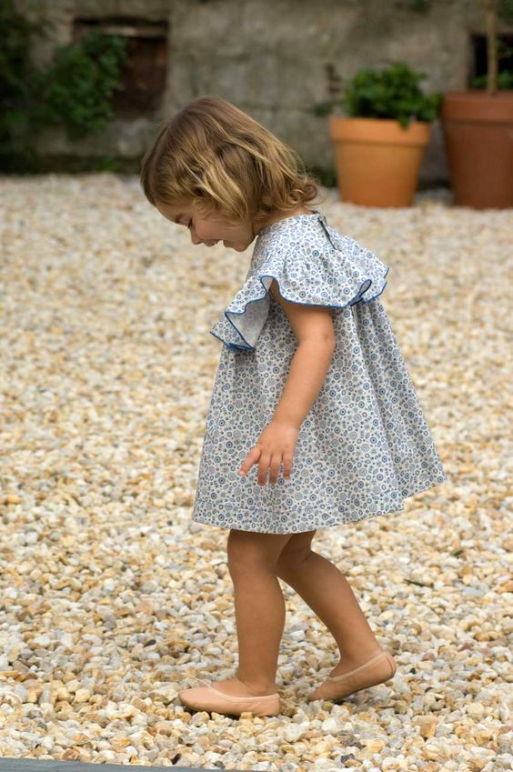 The little dress: