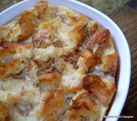 The Dutch Baker's Daughter: Cinnamon Roll Bread Pudding