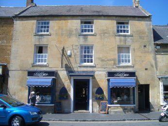 Tilly's (cafe & bakery), Moreton in Marsh, Cotswolds