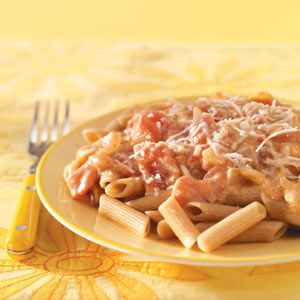 Vodka cream sauces, Penne and Vodka on Pinterest