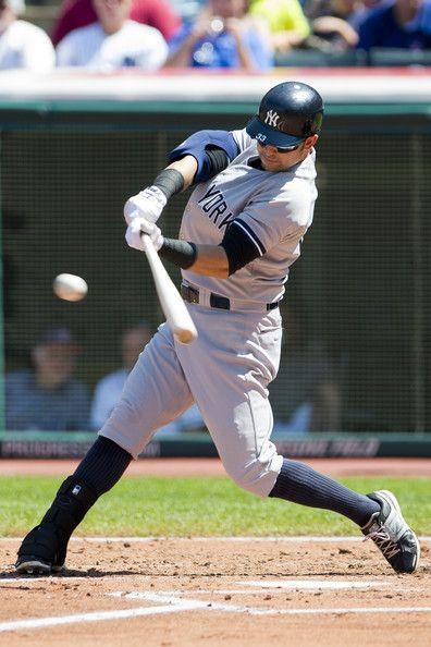 Nick Swisher of the New York Yankees