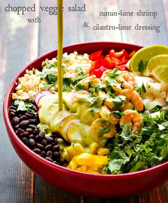 Chopped salads, Salads and Chopped salad recipes on Pinterest
