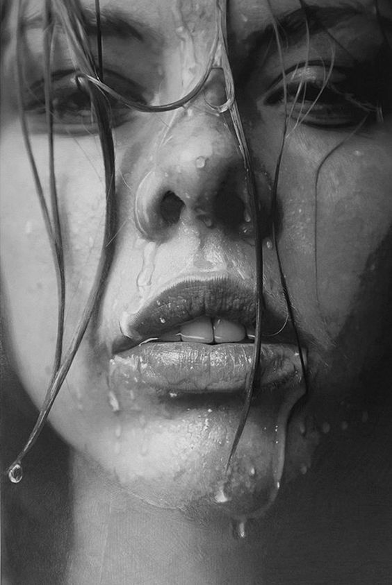 Paul cadden, Pencil drawings and Figurative on Pinterest