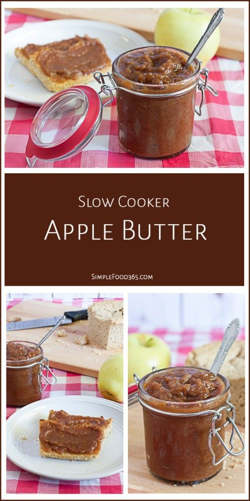 Apple butter, Spiced apples and Large bags on Pinterest
