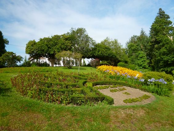 """Parque Flores tal de Amarante"", Amarante Portugal (Luglio)"