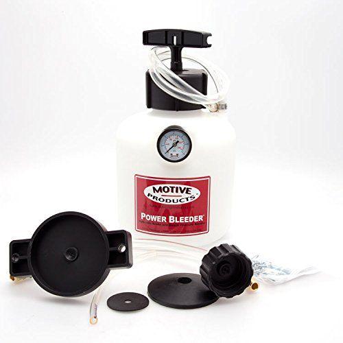Motive Products 0251 Power Bleeder Kit Kit Motives Power