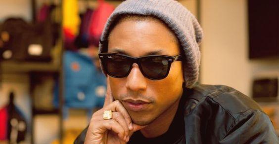 Pharrell Williams estrenará nuevo disco en solitario