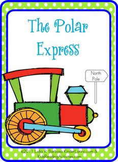 Polar Express activity ideas and freebies  Has YouTube videos, too!