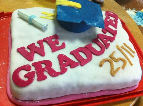 For my class's (25/11) graduation!