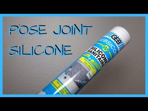 Pose Joint Silicone Comme Un Pro Youtube En 2020 Astuce Bricolage Odeur Silicone