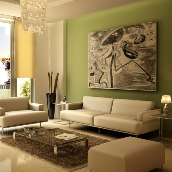 The living room that I want!!