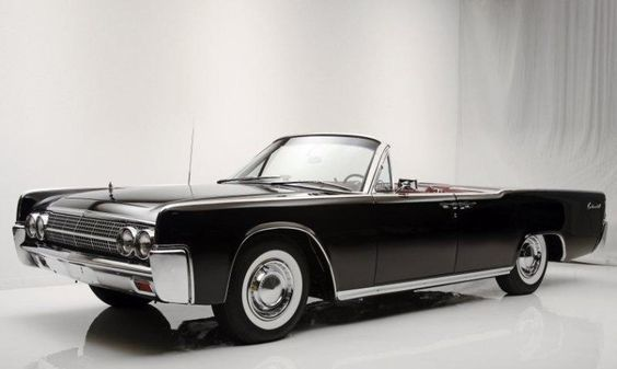 Always wanted a 1963 Lincoln Continental, black... sweet cruiser!!!
