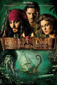 Piratas del Caribe: El Cofre de la Muerte (Subtitulada)
