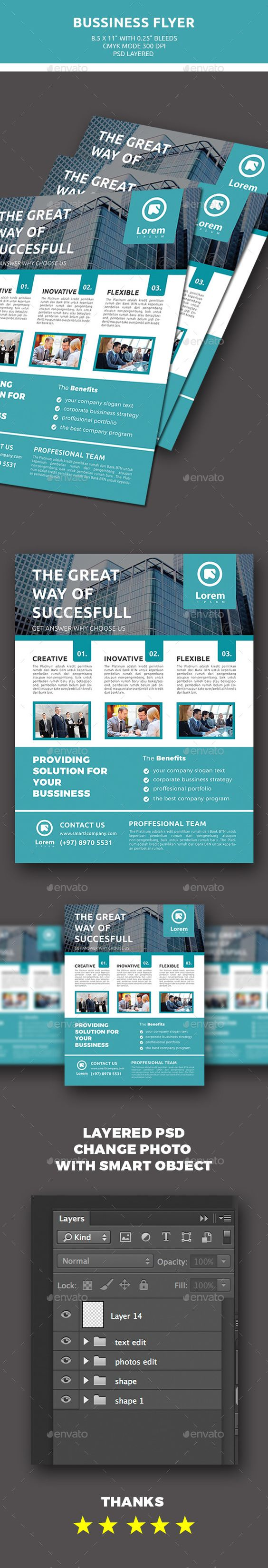 Bussiness Flyer Design #flyer #corporate #law #firm #legal #lawfirm #company #brochures