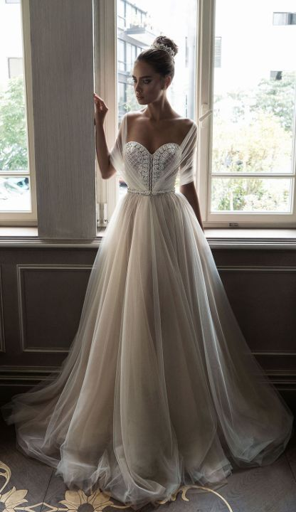 Wedding dress idea; Featured Dress: Elihav Sasson: