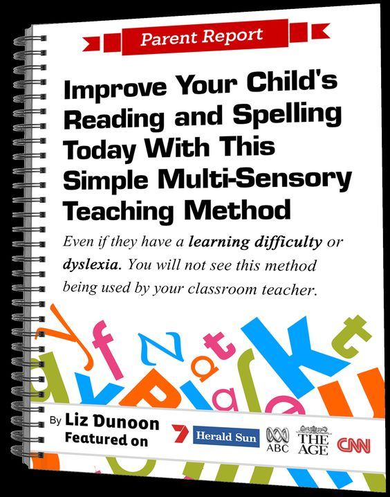 Improve Your Child's Reading & Spelling Today