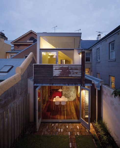 Pitt Street House, New South Wales, Australia, Welsh+Major Architects