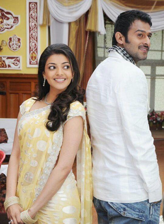 Beautiful Prabhas Kajal Actresses Beautiful Tiger Shroff
