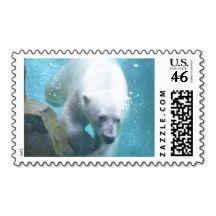 Polar Bear stamps