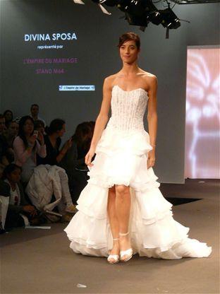 Divina Sposa  Robes de mariée  Pinterest  Photos, Robes and ...