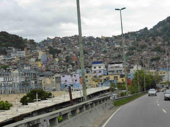 Favelas, Rio de Janeiro