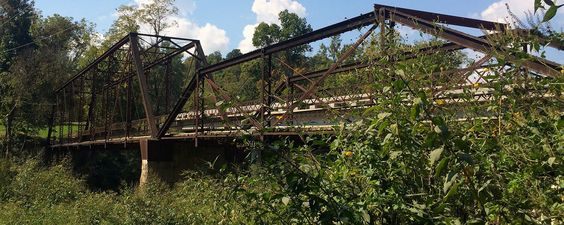 Powell Bridge, McDonald County, Missouri