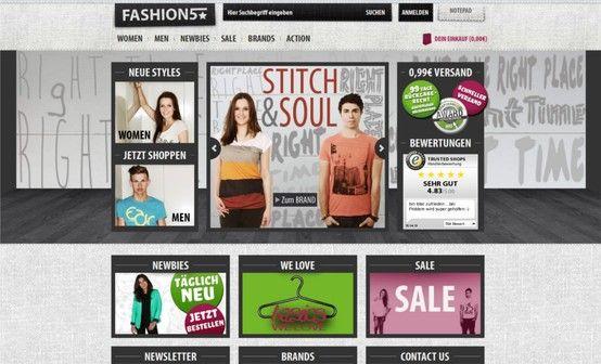 Vom B2B Hersteller zum B2C Onlinehändler – NETFORMIC etabliert FASHION5.de im Young Fashion E-Commerce. Näheres hierzu findet man in unserer Pressemitteilung.