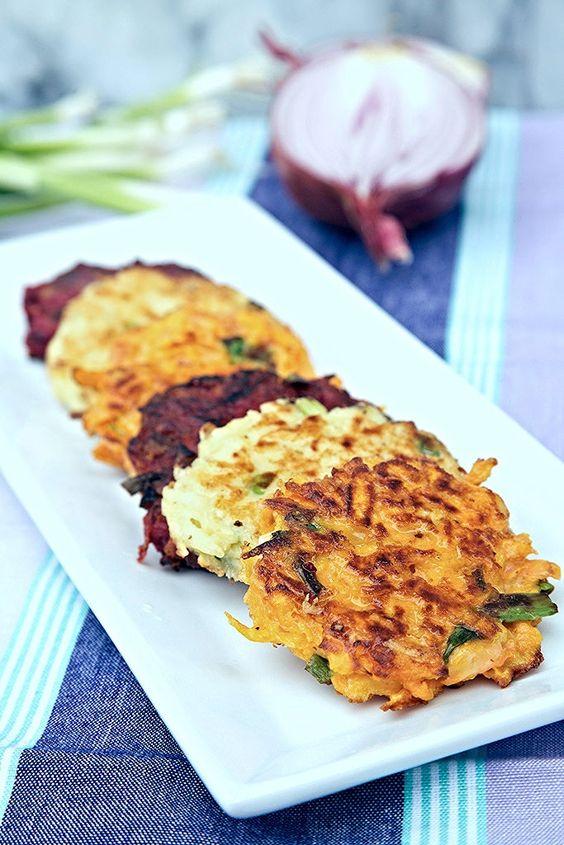 root vegetable latkes   Real Food / Clean Food Recipes   Pinterest ...