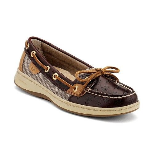 angelfish boat shoe and slip on on