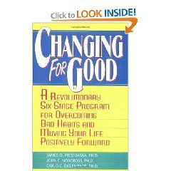 Changing For Good: Books Worth Reading, Books Being Read, Changing, Books I Love