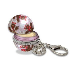 Ballmania Twist & Pout Lip Balm SPF 20 Lip Clip Key Chain So-Adora-Ball by Ballmania. $8.99. Buy Ballmania Lip Treatment/Balms - Ballmania Twist & Pout Lip Balm SPF 20 Lip Clip Key Chain So-Adora-Ball