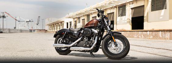 2014 Sportster Forty-Eight 2014 | Réservoir Peanut pailleté | Harley-Davidson Canada